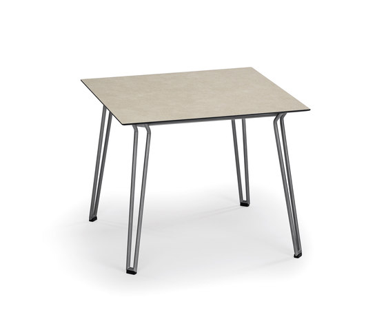 Slope Table, Tabletop HPL by Weishäupl | Dining tables