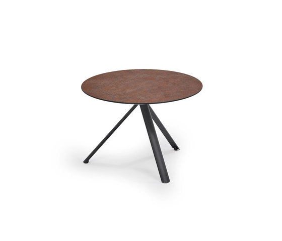 Trio Side Table, Tabletop HPL by Weishäupl | Side tables