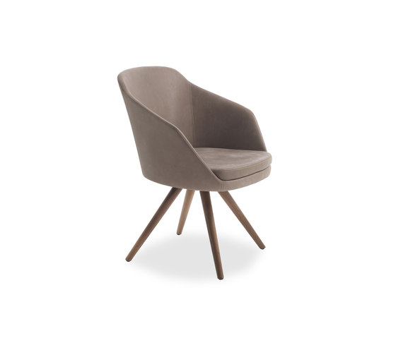 Arm Chair Wood de Riva 1920 | Chaises