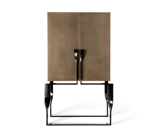 Fòrcola Bar Cabinet by Rubelli | Drinks cabinets