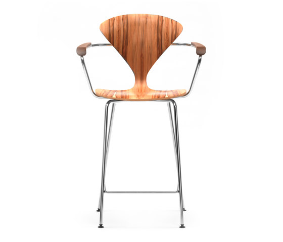 Cherner Metal Base Stool Bar Stools From Cherner