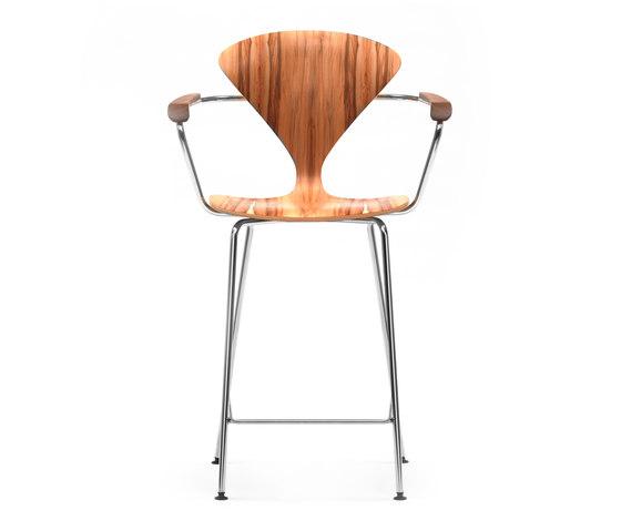 Counter stools  Seating  Cherner Metal Base Stool  Cherner