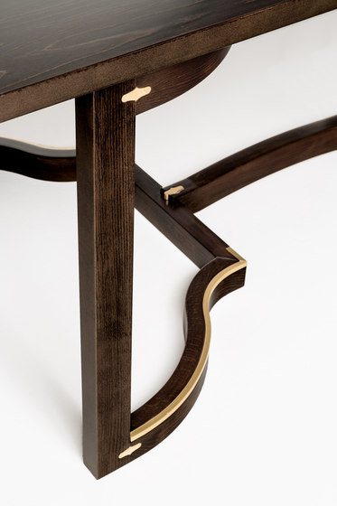 Tre Ponti Dining Table by Rubelli | Dining tables