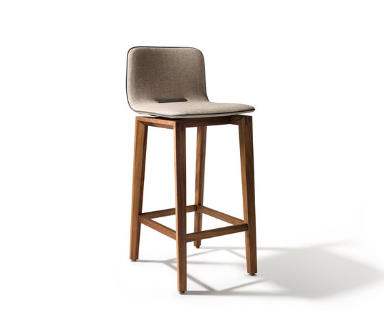 ark barstool by TEAM 7 | Bar stools