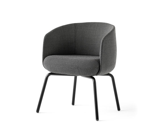 Low Nest Chair di +Halle | Sedie