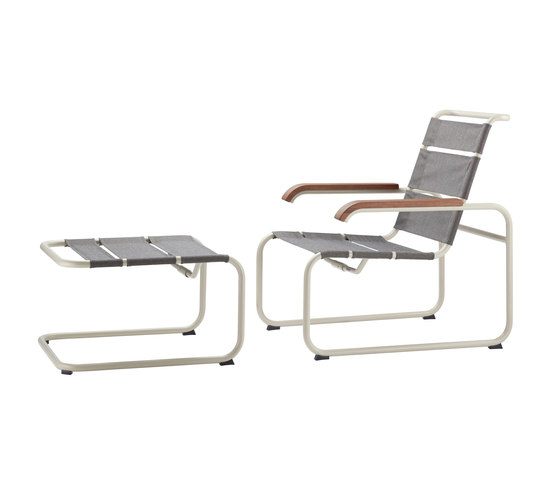 S 35 N | S 35 NH Thonet All Seasons by Thonet | Garden armchairs