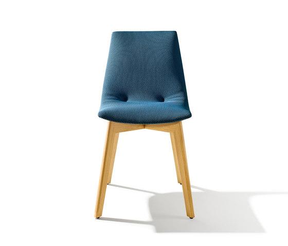 lui stuhl besucherst hle von team 7 architonic. Black Bedroom Furniture Sets. Home Design Ideas