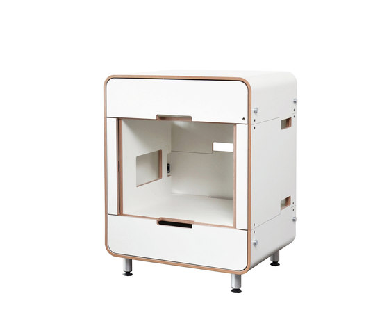 A la carte II electrical appliance module: oven by Stadtnomaden   Modular kitchens