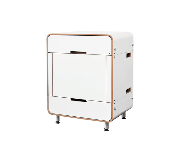 A la carte II cool drawer by Stadtnomaden | Modular kitchens