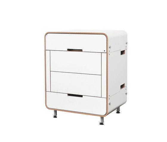 A la carte II storage module by Stadtnomaden | Modular kitchens