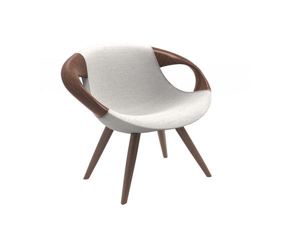 Up Lounge Wood | 917 25 de Tonon | Sillones