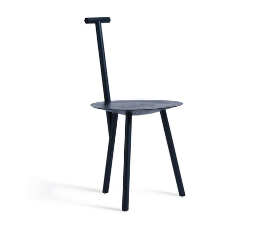 Spade Chair | Navy Blue di Please Wait to be Seated | Sedie