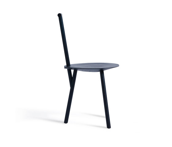 Spade Chair | Navy Blue de Please Wait to be Seated | Sillas