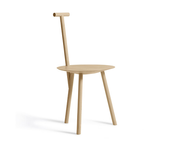 Spade Chair | Natural Ash di Please Wait to be Seated | Sedie