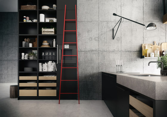 Urban by SieMatic | Shelving