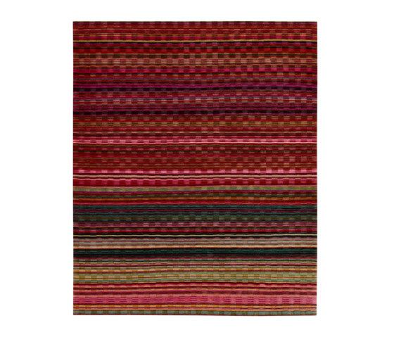 Stripes - Loveland Checker von REUBER HENNING | Formatteppiche