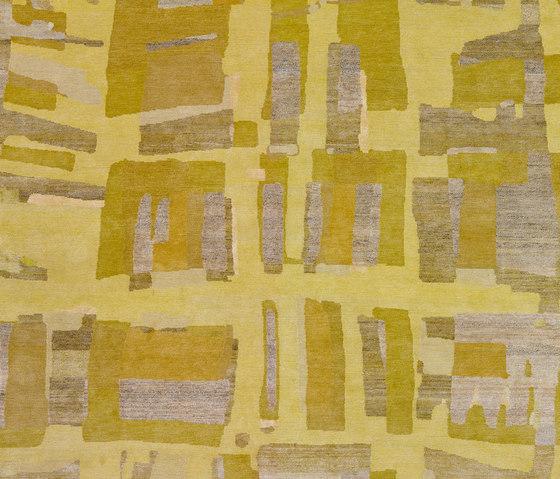Rag Time - Honky Tonk II gold by REUBER HENNING | Rugs