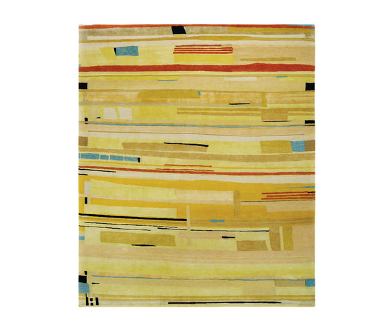 Rag Time - Tin Pan Alley gold by REUBER HENNING | Rugs