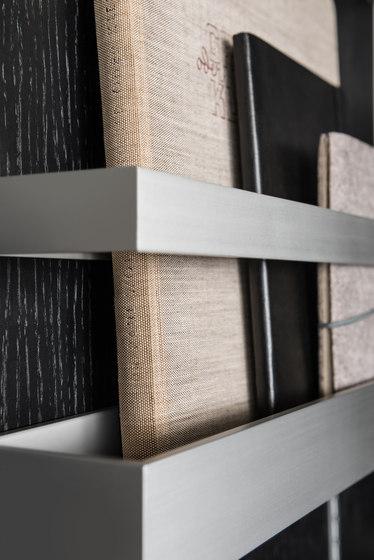 Interior |MultiMatic Aluminium by SieMatic | Kitchen organization