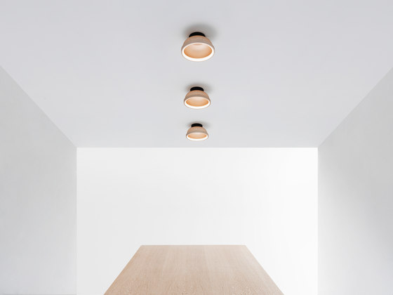 Mesh Space Ceiling by Resident | Ceiling lights
