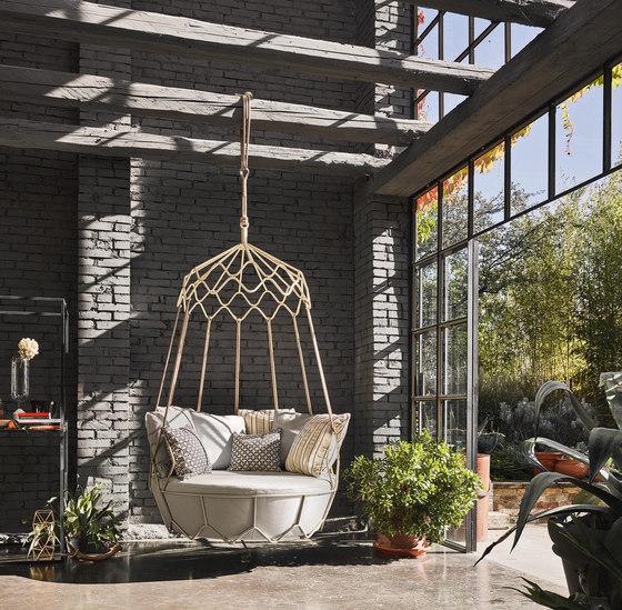 Gravity 9881 swing-sofa de ROBERTI outdoor pleasure | Columpios
