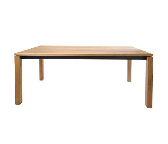 June Tisch von Fischer Möbel | Garten-Esstische