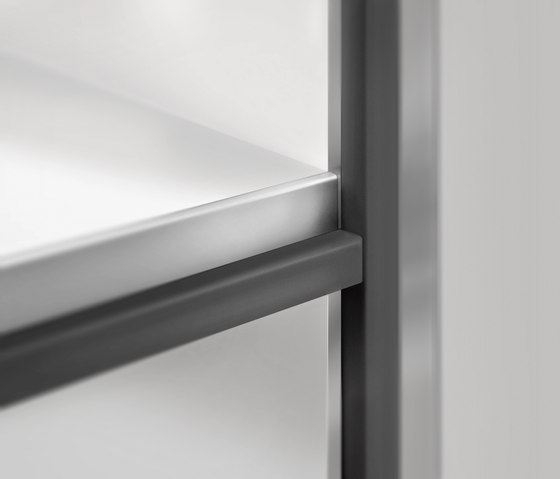 Quality | Protective Seal de SieMatic | Security fittings