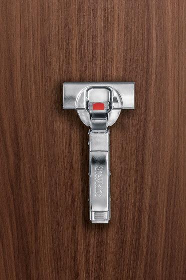 Quality | Linear-Scharnier de SieMatic | Cerraduras