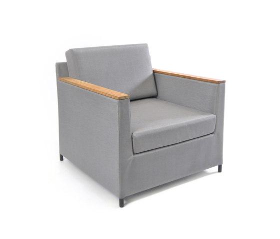 Rio Lounge Sessel von Fischer Möbel | Sessel
