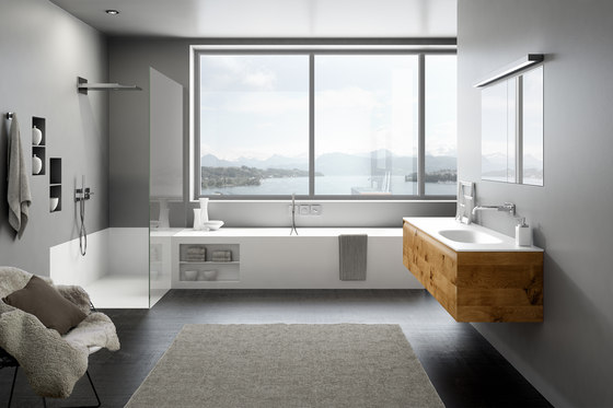 purity Inspiration 48 by talsee | Shower screens