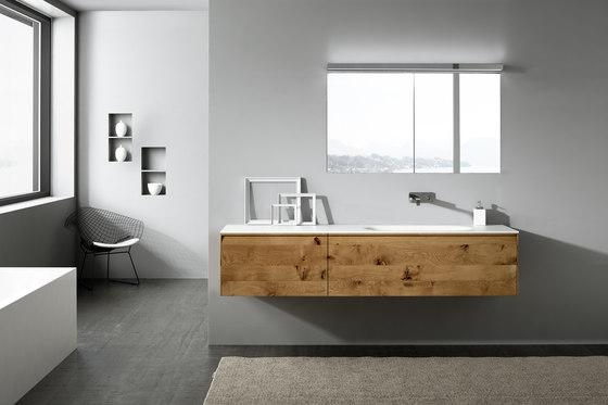 mellow-wood Inspiration 48 di talsee | Mobili lavabo