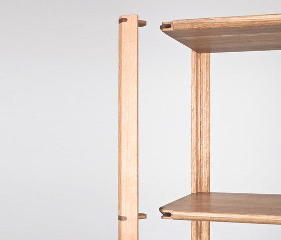 plug shelf l office shelving systems from stattmann neue moebel architonic. Black Bedroom Furniture Sets. Home Design Ideas
