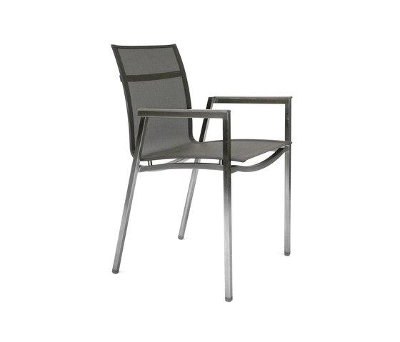Ocean Club Stacking chair di Rausch Classics | Sedie da giardino
