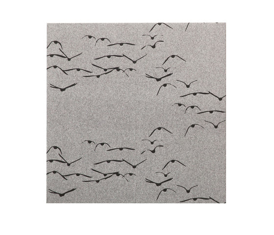 Kurage Wall Panel System 30 | Square | Aquatic Duck de Kurage | Paneles de pared