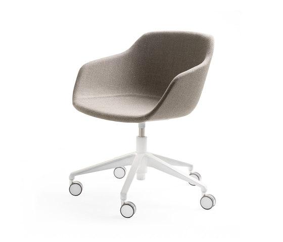 Kuskoa Bi Office Chair de Alki | Sillas