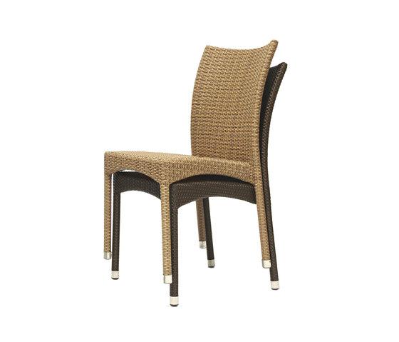 Florida Stacking chair de Rausch Classics   Sillas