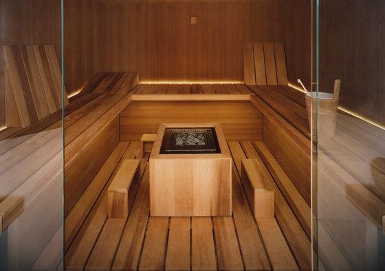 Air 120 termotrattato by EFFE PERFECT WELLNESS | Saunas