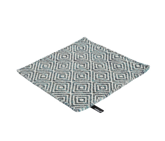 NeWave Vol. II multi teal by Miinu | Rugs / Designer rugs