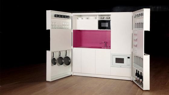 Pia Alta de Dizz Concept | Cocinas compactas