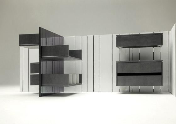Lind modular storage system by Dizz Concept | Shelving