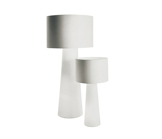 Big Shadow by Cappellini | Free-standing lights