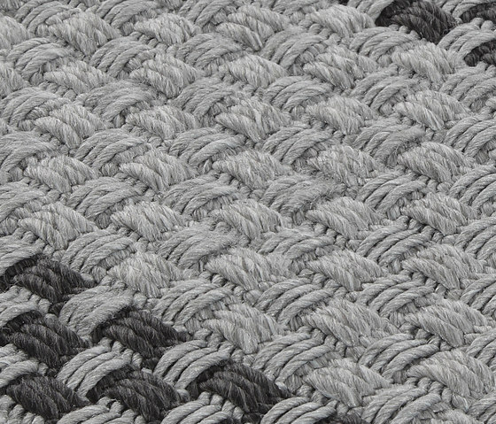 20one titanium von Miinu | Formatteppiche / Designerteppiche