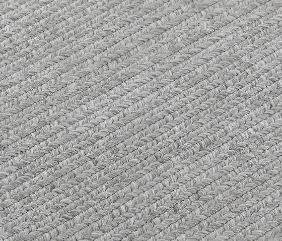Visia opal gray von Miinu | Formatteppiche