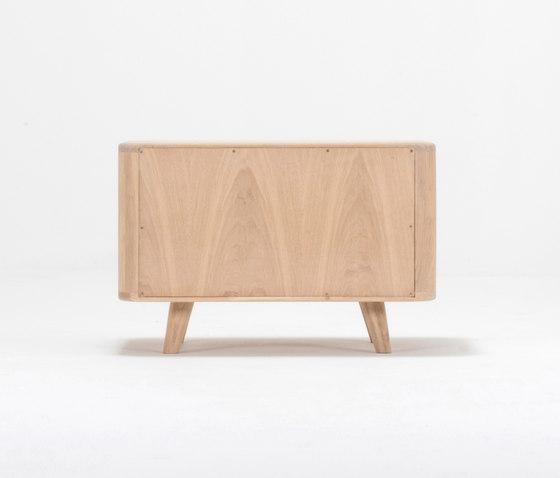 Ena nightstand one | 60x42x40 by Gazzda | Night stands