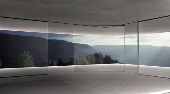 Th turnable corner window systems from vitrocsa for Puertas para patio exterior
