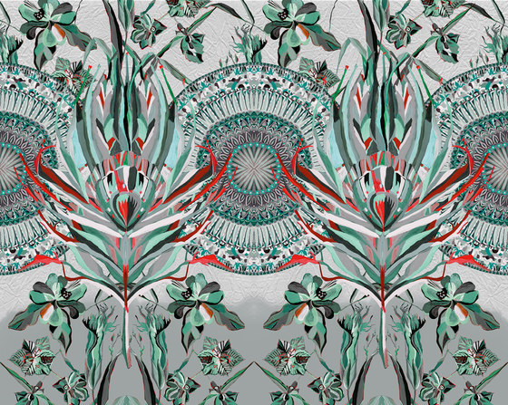 DARLINGTONIA by Wall&decò | Wall coverings / wallpapers