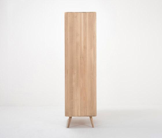 Ena wardrobe by Gazzda | Cabinets