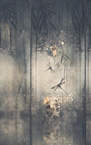 LIBELLULA di Wall&decò | Carta parati / tappezzeria