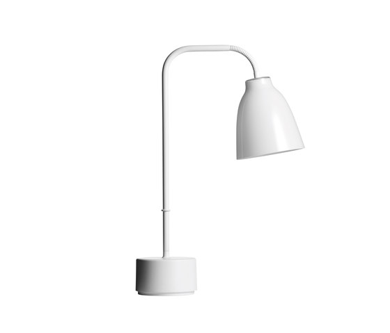 Caravaggio Read Table Opal by Fritz Hansen | General lighting