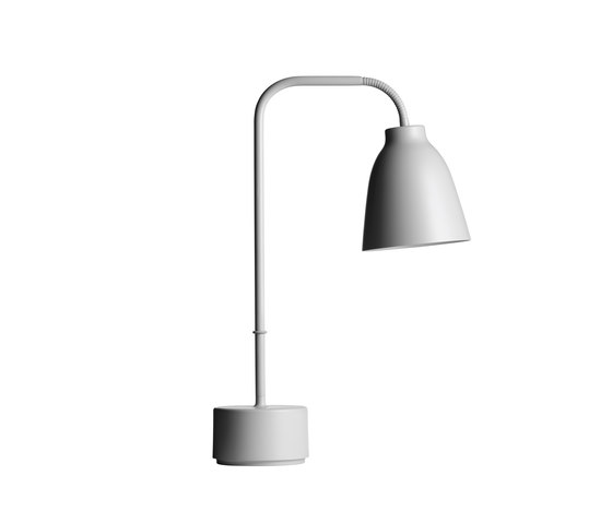 Caravaggio Read Table Grey25 by Lightyears | General lighting